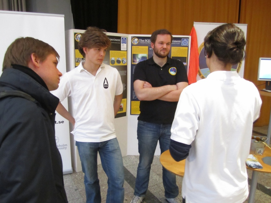 Outreach at Mälardalen högskola